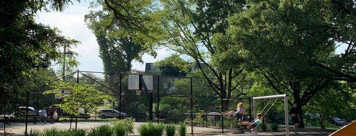 Woodstock Park is one of Parks In Arlington Virginia.