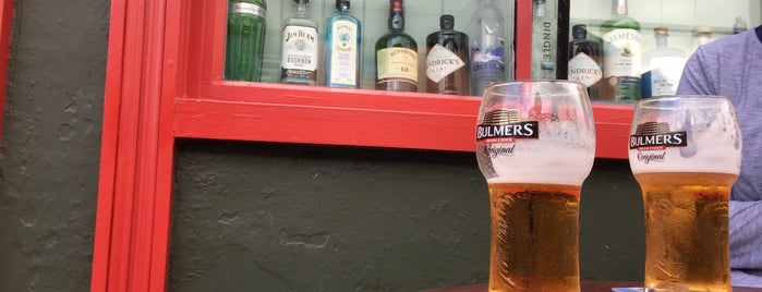 Blouser's Pub is one of Ireland.