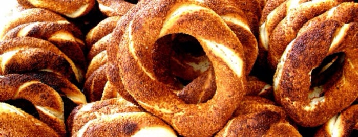 Başkent Simit Fırını is one of AYT.