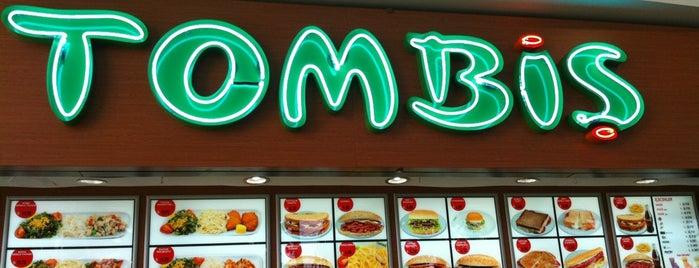 Tombiş is one of myBad.