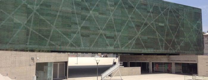 Museo de la Memoria y los Derechos Humanos is one of #SantiagoTrip2.