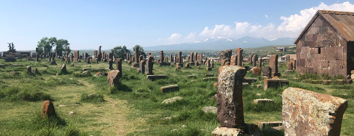 Noratus Cemetery is one of สถานที่ที่ sulivella ถูกใจ.
