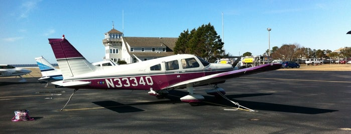 Dare County Regional Airport (MQI) is one of Hopster's Airports 2.