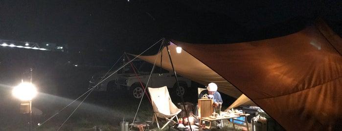 Kasagi Campground is one of アウトドア&景観スポット.