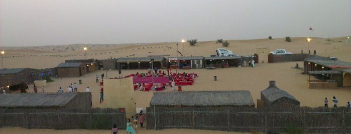 Safari Desert Camp is one of Dubai.