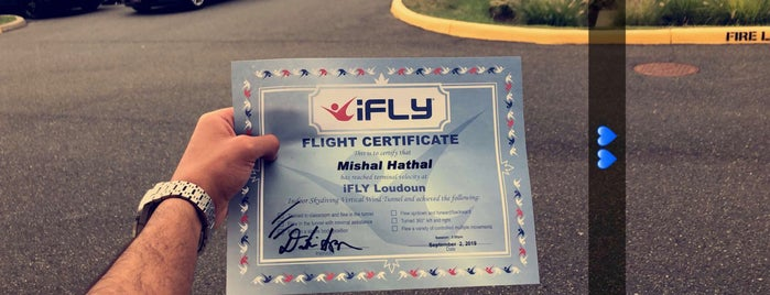 iFLY - Loudoun is one of DC Museum.