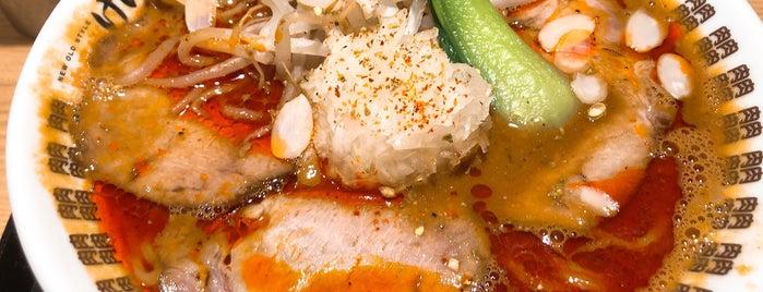 紀州清流担々麺 is one of 担々麺.