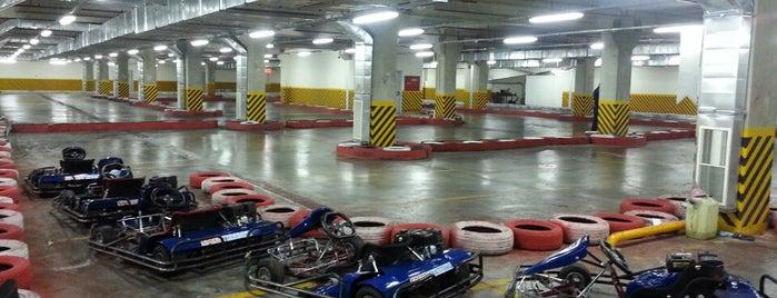 Speedy Karting is one of Berke'nin Beğendiği Mekanlar.