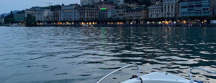 Societa Navigazone del Lago di Lugano is one of Joud's Liked Places.