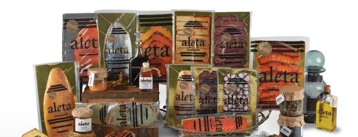 aleta smokehouse is one of Iposh - to do list.