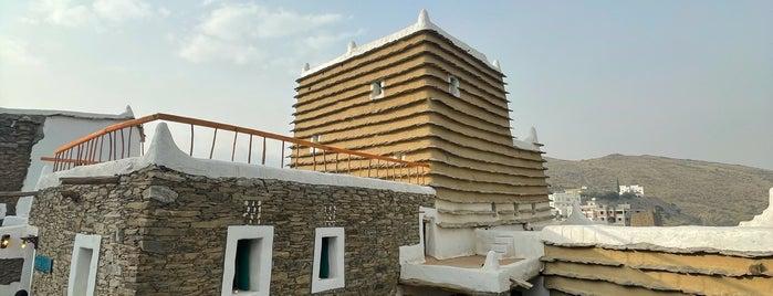 قصور و قلاع آل أبو نقطة المتحمي Abu Nokhtah Al-Mat'hami Historical Castle is one of Tempat yang Disimpan Queen.