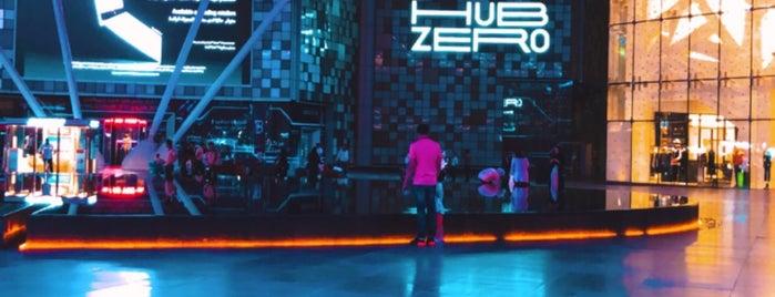 Hub Zero is one of Lugares guardados de Queen.