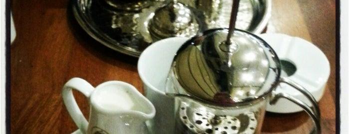 Kahve Evi Cafe Bistro is one of Gidilesi, gittiğinde sevilesi Ankara mekanları.