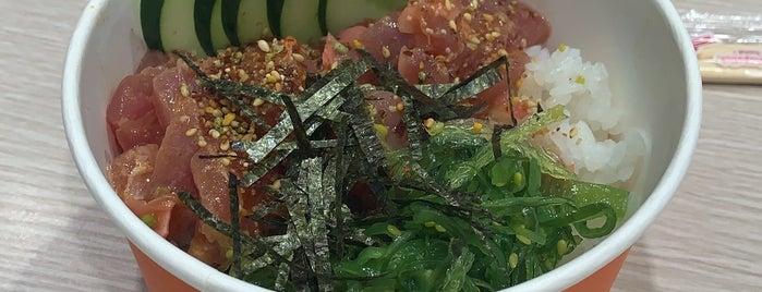 Sushi Nori is one of สถานที่ที่ Fidel ถูกใจ.