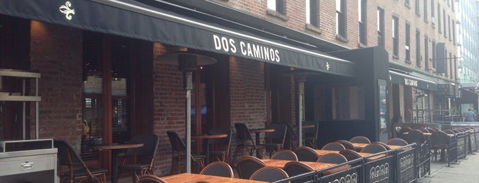 Dos Caminos is one of TFF 2014: Featured Eat & Drink Specials.