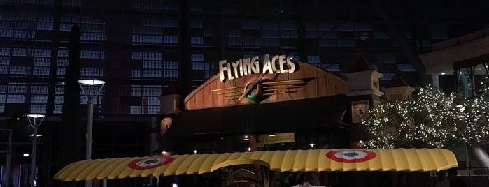 Flying Aces is one of Cristi 님이 좋아한 장소.