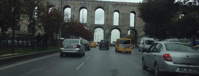 Zeyrek Sarnıçları is one of Tarihi mekanlar ⏳.