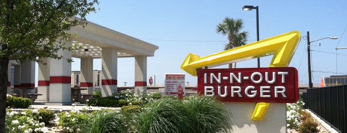 In-N-Out Burger is one of Lieux qui ont plu à Amy.