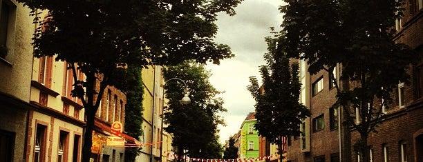 Südstadt is one of Tempat yang Disukai Ulli.