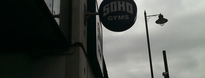 Soho Gyms is one of Get Fit in London.