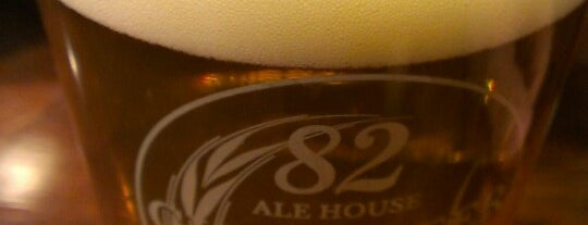 82 ALE HOUSE 新宿西口大ガード店 is one of Beer Pubs /Bars @Tokyo.