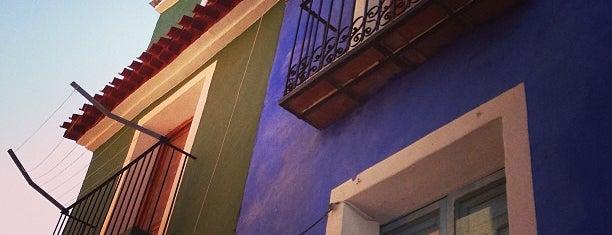 La Vila Joiosa is one of Pedro 님이 저장한 장소.
