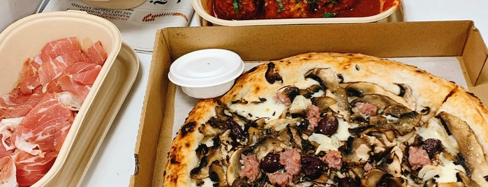 Motorino Pizzeria is one of Favorite Local Eats.