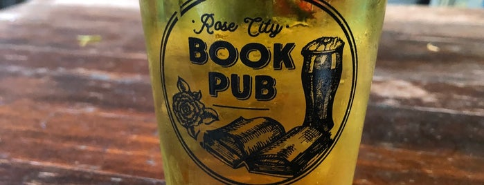 Rose City Book Pub is one of Oregon.