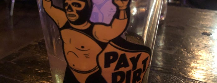 Paydirt is one of Portland.