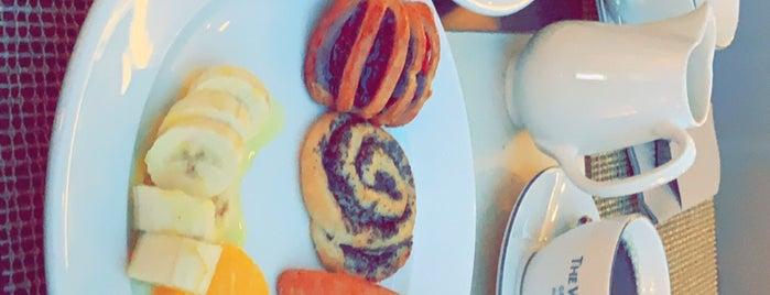 Westin Grand Breakfast Room is one of breakfast.