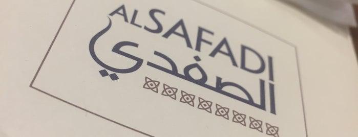 Al Safadi is one of Dubai 2222.