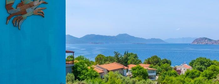 Derin Mavi Suit Butik Otel is one of Ege Tarafları.