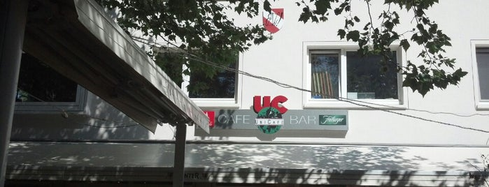 UC Café is one of Locais curtidos por János.