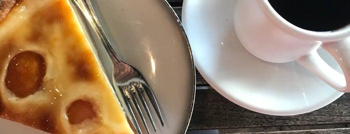 Café Crème is one of Brunch 🍳🍾.