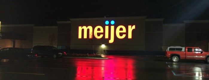 Meijer is one of Andy : понравившиеся места.