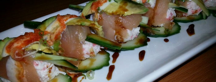 Express Sushi & Teriyaki is one of Sacramento.