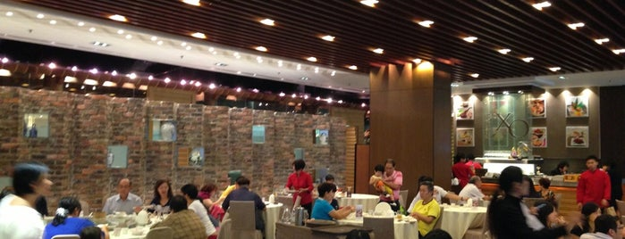 Oriental Pavilion Restaurant is one of Petaling Jaya.