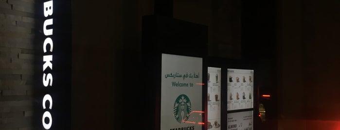 Starbucks is one of asma 님이 좋아한 장소.