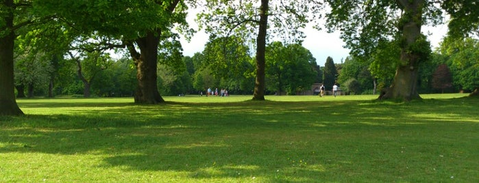 Worden Park is one of Phat's Liked Places.