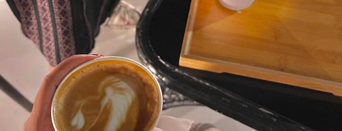 Niche Coffee is one of สถานที่ที่บันทึกไว้ของ Nouf.
