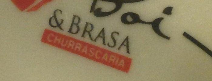 Boi & Brasa Churrascaria is one of Meus Exclusivos Locais.