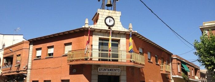 Santa Olalla is one of Locais curtidos por Gabriel.
