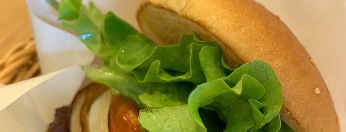 Freshness Burger is one of デイリー.
