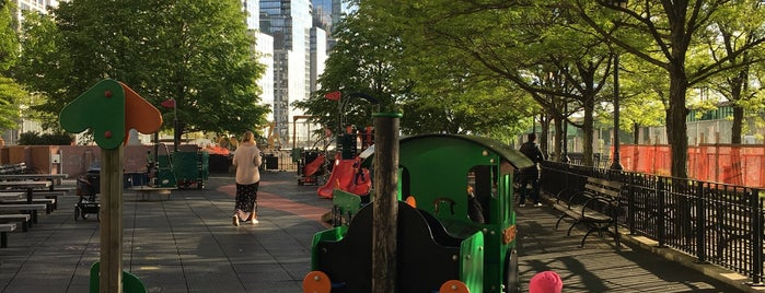 Little Engine Playground is one of Mis lugares en New York.