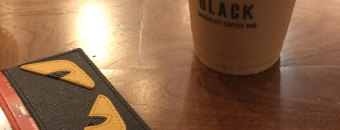 Black22 is one of Bahrain coffee shops.
