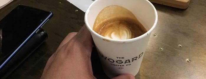 Wogard Coffee Roasters is one of Dammam & Khobar Speciality Coffee shops.