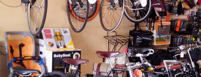 Boulevard Bikes is one of Andy : понравившиеся места.