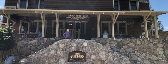 State Game Lodge & Resort Custer is one of Best Places to Check out in United States Pt 4.