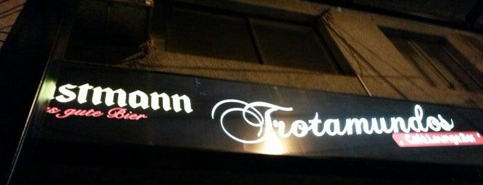 Trotamundos is one of Cafés.