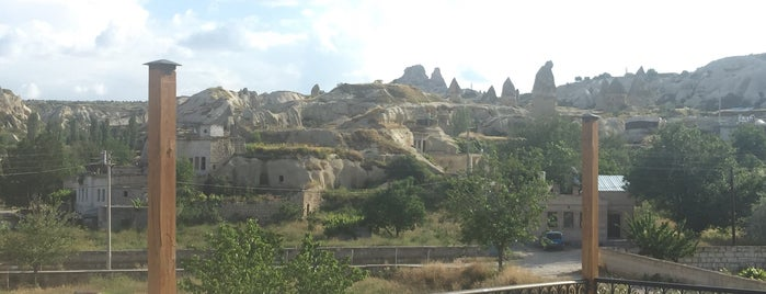 Goreme Inn Hotel is one of Capadocia.